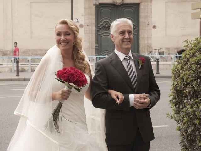 La boda de Esther y Héctor en Valencia, Valencia 7