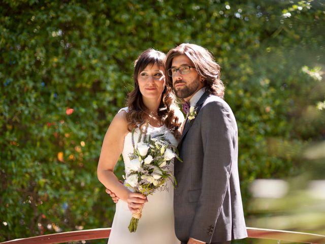 La boda de Vane y Javi