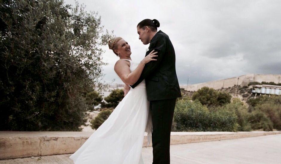 La boda de Rober y Lidia en Alacant/alicante, Alicante