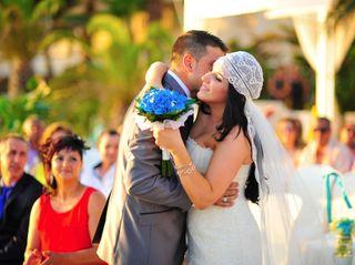 La boda de Isa y Fer 3
