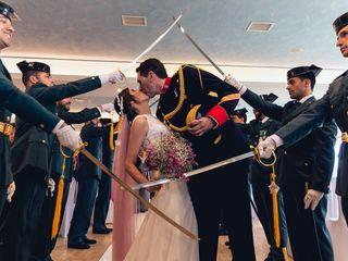 La boda de Eli y Omar