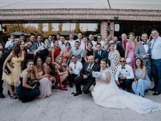 La boda de Estibaliz y Raul