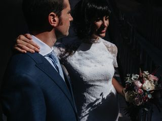 La boda de Rut y Jose