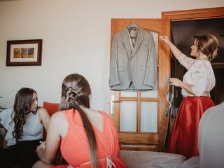 La boda de Ghislaine y Marcos 1