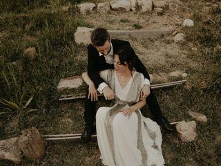 La boda de Ari y Stephen