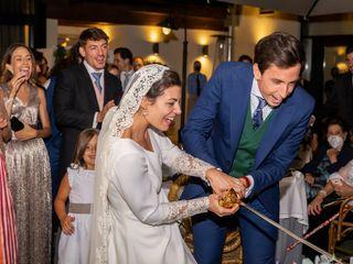 La boda de Sonsoles y Samuel