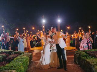 La boda de Mayka y Soros