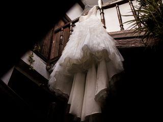 La boda de Amelia y Paul 1