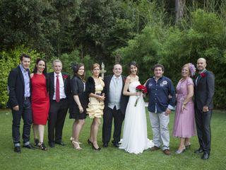 La boda de David y Montse