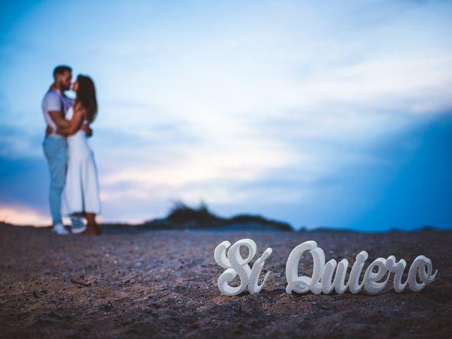 La boda de Adriano y Ana en El Puig, Valencia 5