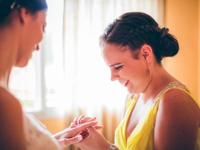 La boda de Adriano y Ana en El Puig, Valencia 22