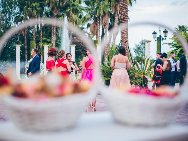 La boda de Adriano y Ana en El Puig, Valencia 25