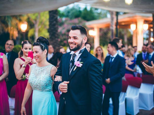 La boda de Adriano y Ana en El Puig, Valencia 26