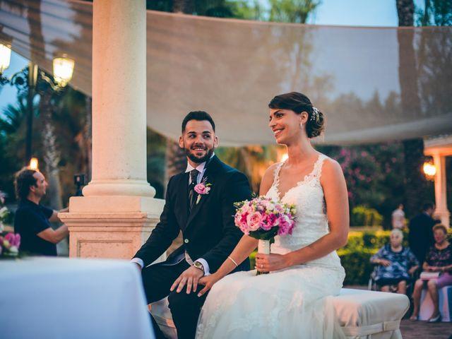 La boda de Adriano y Ana en El Puig, Valencia 30