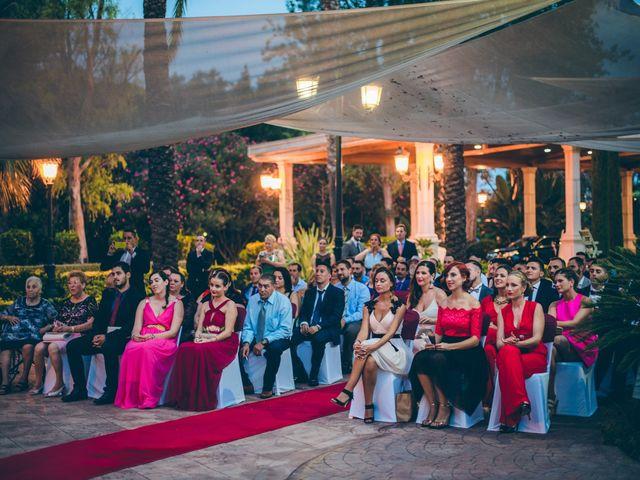 La boda de Adriano y Ana en El Puig, Valencia 31