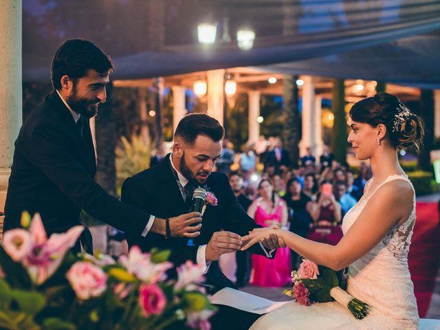 La boda de Adriano y Ana en El Puig, Valencia 39