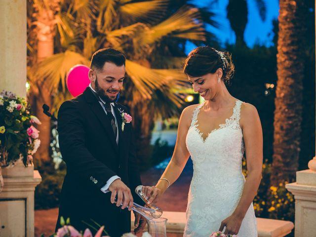 La boda de Adriano y Ana en El Puig, Valencia 41