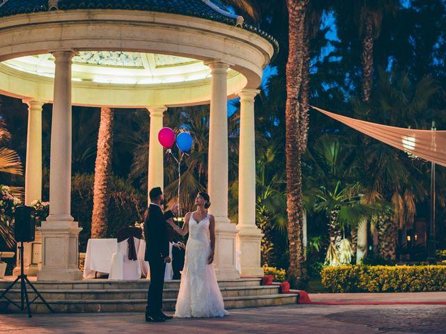 La boda de Adriano y Ana en El Puig, Valencia 42