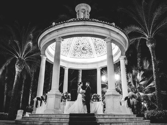 La boda de Adriano y Ana en El Puig, Valencia 44