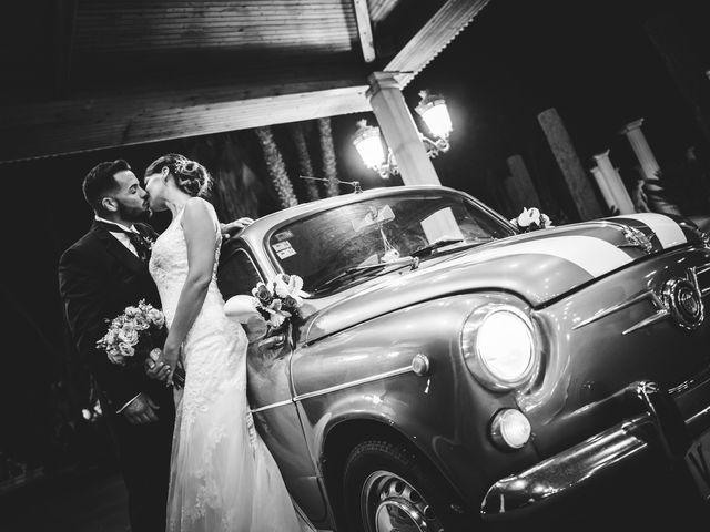 La boda de Adriano y Ana en El Puig, Valencia 45