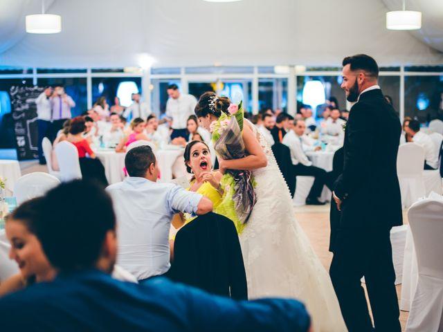 La boda de Adriano y Ana en El Puig, Valencia 53