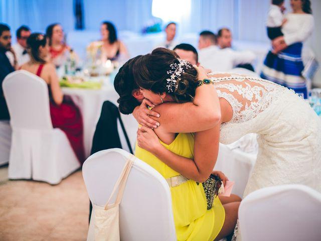 La boda de Adriano y Ana en El Puig, Valencia 54