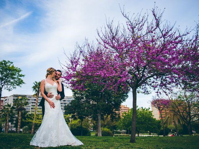 La boda de Adriano y Ana en El Puig, Valencia 63