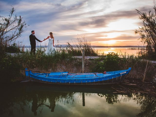La boda de Ana y Adriano