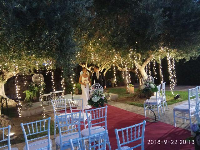 La boda de Elena  y Javier  en El Puig, Barcelona 3