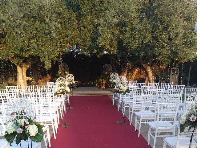 La boda de Elena  y Javier  en El Puig, Barcelona 11