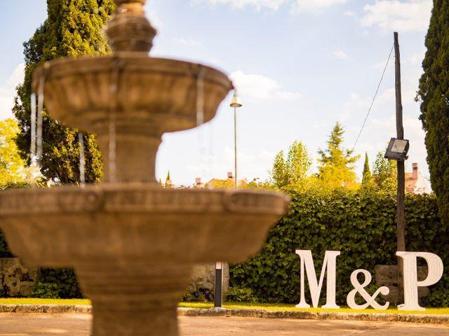 La boda de Paco y Meis en Torrelodones, Madrid 4