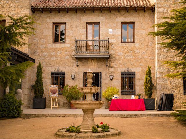 La boda de Paco y Meis en Torrelodones, Madrid 6