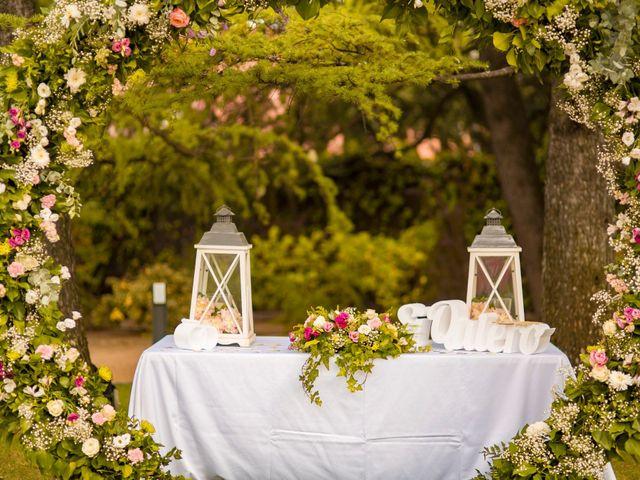 La boda de Paco y Meis en Torrelodones, Madrid 7