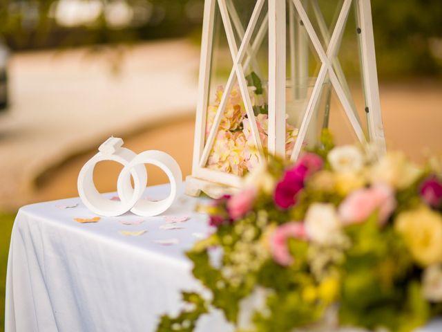 La boda de Paco y Meis en Torrelodones, Madrid 9