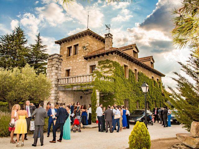 La boda de Paco y Meis en Torrelodones, Madrid 10