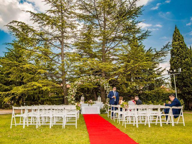 La boda de Paco y Meis en Torrelodones, Madrid 11