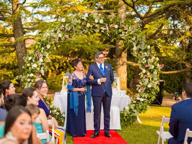 La boda de Paco y Meis en Torrelodones, Madrid 14