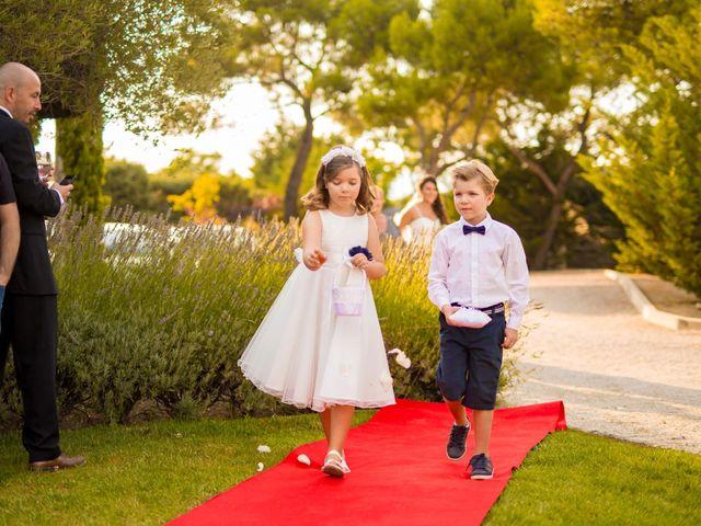 La boda de Paco y Meis en Torrelodones, Madrid 16