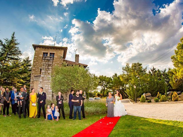 La boda de Paco y Meis en Torrelodones, Madrid 17