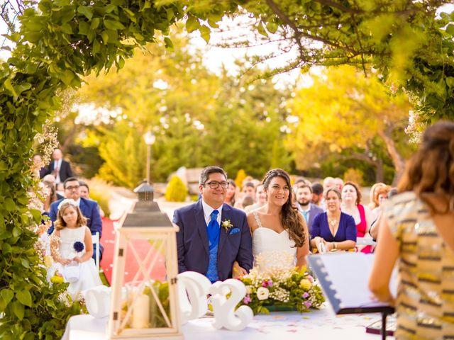 La boda de Paco y Meis en Torrelodones, Madrid 20