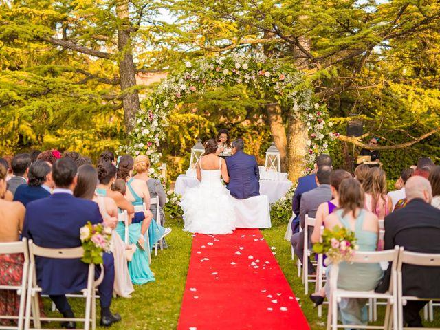 La boda de Paco y Meis en Torrelodones, Madrid 22