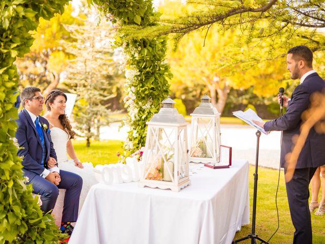 La boda de Paco y Meis en Torrelodones, Madrid 24