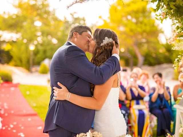 La boda de Paco y Meis en Torrelodones, Madrid 30