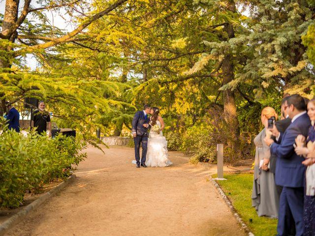 La boda de Paco y Meis en Torrelodones, Madrid 31