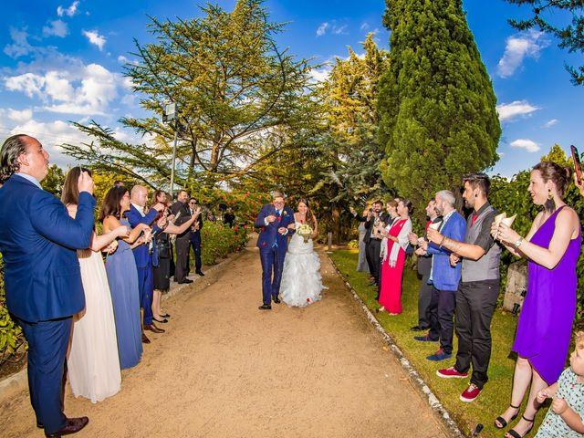 La boda de Paco y Meis en Torrelodones, Madrid 32