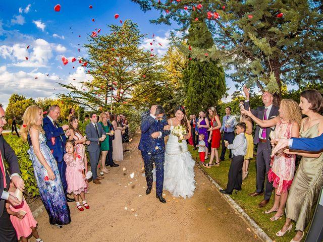 La boda de Paco y Meis en Torrelodones, Madrid 33