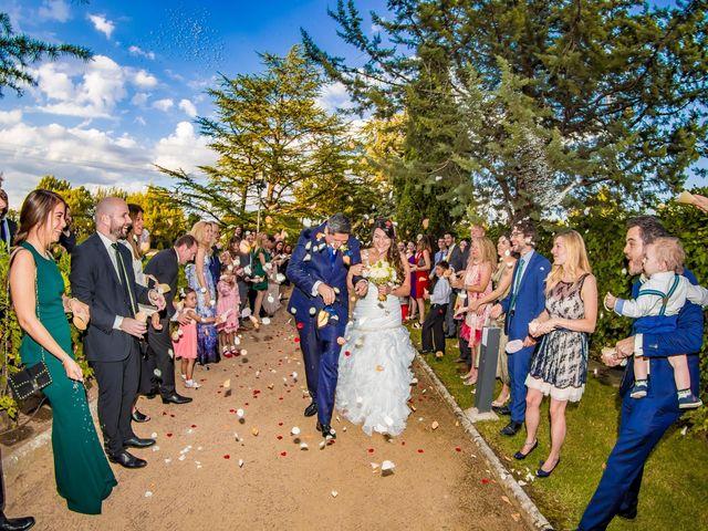 La boda de Paco y Meis en Torrelodones, Madrid 34