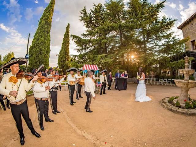 La boda de Paco y Meis en Torrelodones, Madrid 37