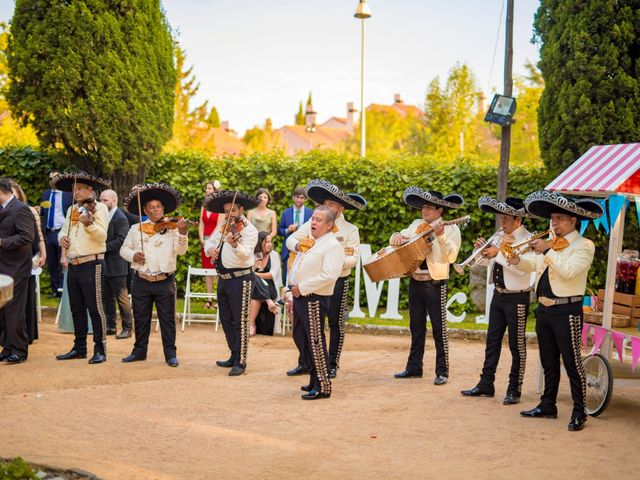 La boda de Paco y Meis en Torrelodones, Madrid 38