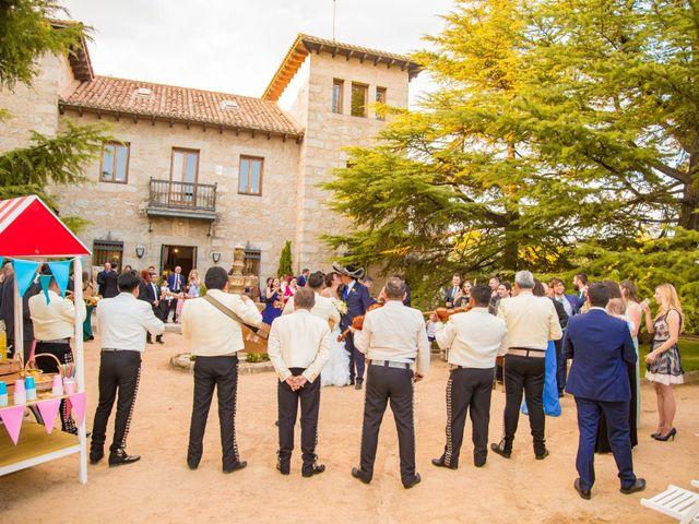 La boda de Paco y Meis en Torrelodones, Madrid 39
